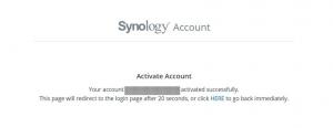 SynologyAccount