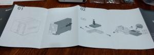 組み立て説明書|DS218j