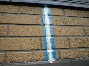 コーキング材仕上げ|雨漏り対策~外壁の修理