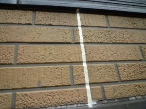 マスキングテープ撤去|雨漏り対策~外壁の修理