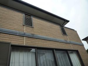 外壁修理完了|雨漏り対策~外壁の修理