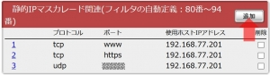 ルーターにポートフォワーディングを追加1|VPN Serverで自宅にVPN接続(L2TP/IPSec編)~DiskStation DS218j