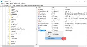 レジストリキーの編集1|VPN Serverで自宅にVPN接続(L2TP/IPSec編)~DiskStation DS218j
