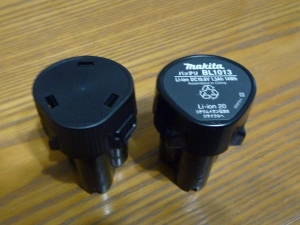 互換品と純正品|マキタコードレス掃除機用互換バッテリー