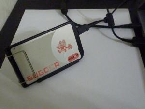 SUGOCAをセット~非接触ICカードリーダー/ライター PaSoRi RC-S380