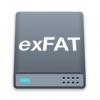exFAT Accessアイコン