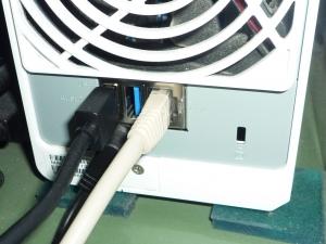 USBハードディスクをDS218jに接続|exFAT Accessを使う~DiskStation DS218j
